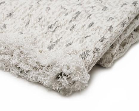 Linen Blanket - Gravel (Sand)