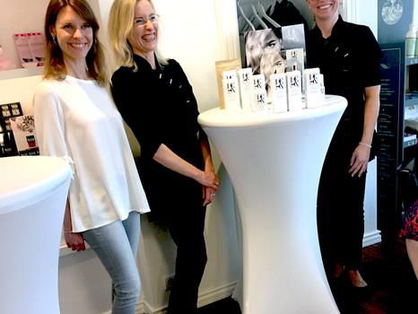 Detox Workshop im Rooselius Kosmetikinstitut