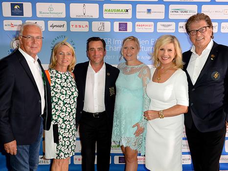 DETOX INTENSE unterstützt das EAGLES Charity Golfturnier
