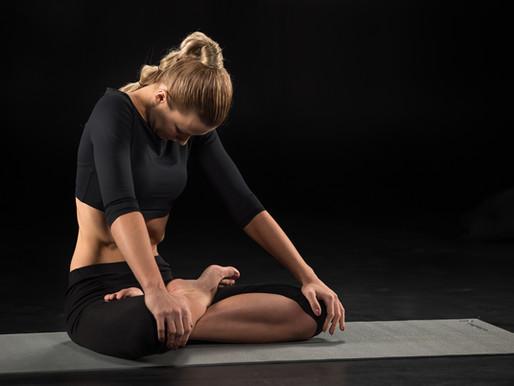 Yoga ajudando a melhorar a vida sexual