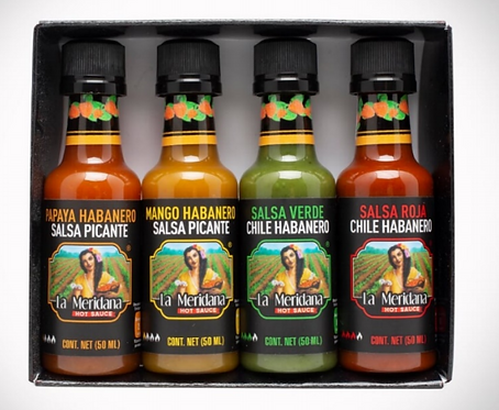 Box La Meridana 4 flavors