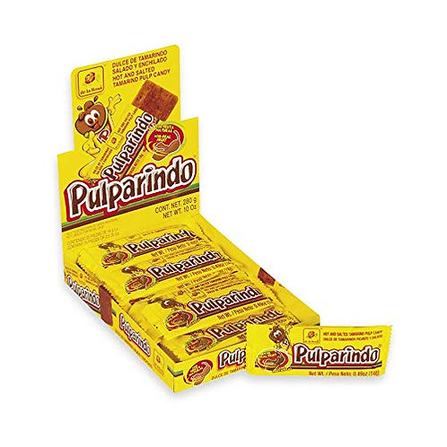 Pulparindo (Mexican Candy)