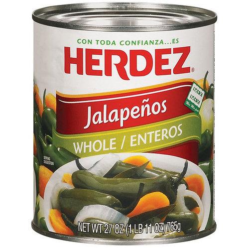 Whole Jalepenos