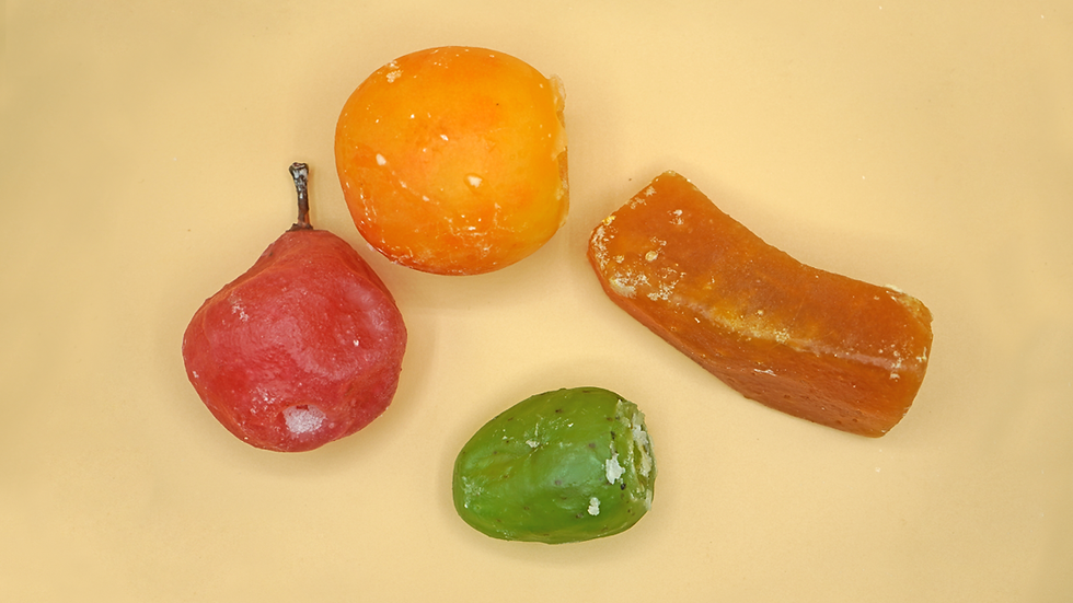 Crystallized Assorted Candy