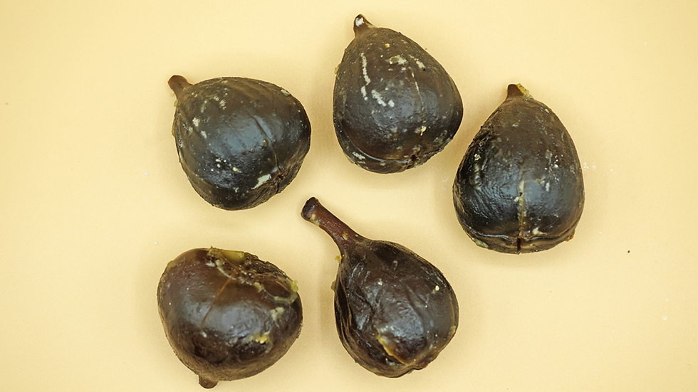 Crystallized Figs
