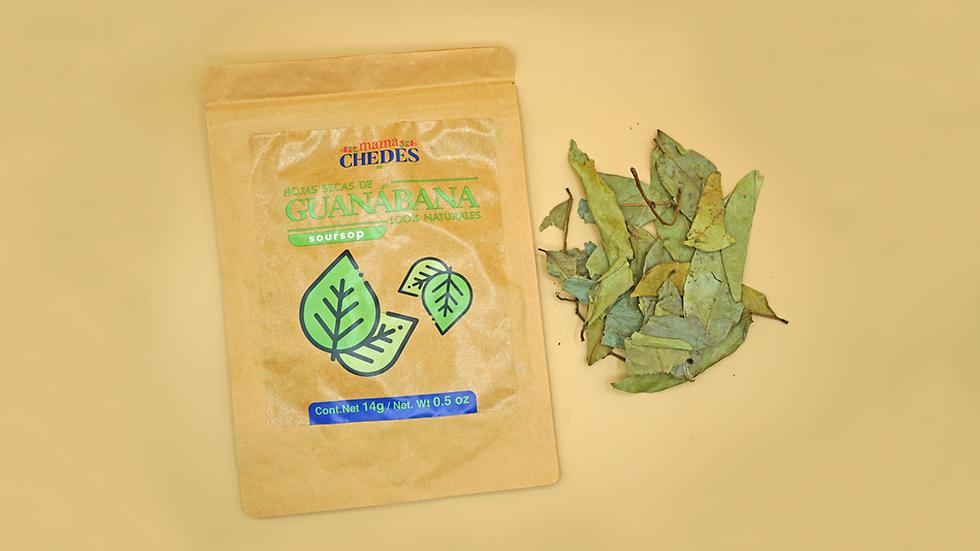 Guanabana Dry Leaf
