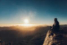 méditaton ile e la réunion randonnée lever de soleil