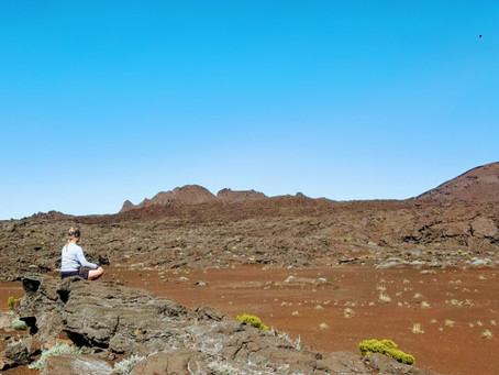 Rando-méditation journée  Volcan - Plaine des Sables - Piton Haüy