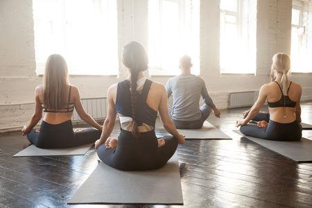 méditation réunion