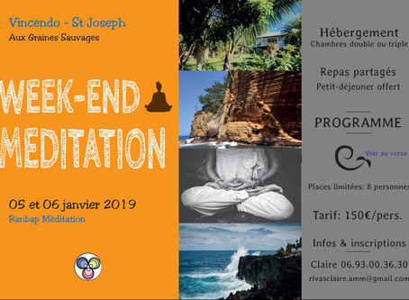 WEEK-END MEDITATION