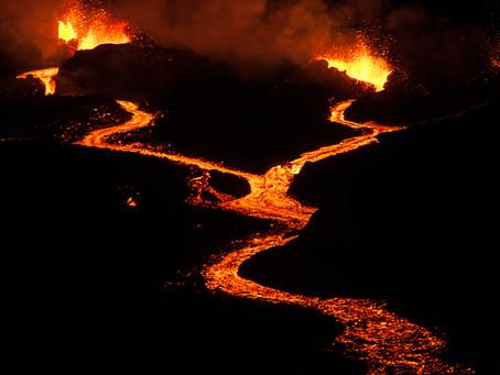 Week-end méditation-bivouac au Volcan