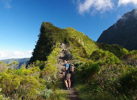 Randonnée journée: Mafate Sentier Scout - Ilet à Malheur