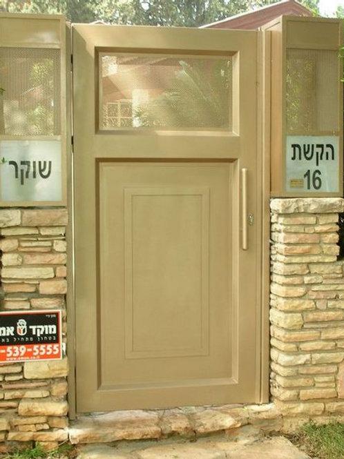 שער כניסה לבית פרטי