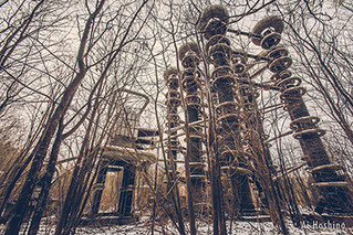 """ The Abandoned Marx Generator "" Released a photo!"