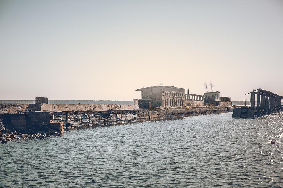 Hara Submarine Base in Estonia