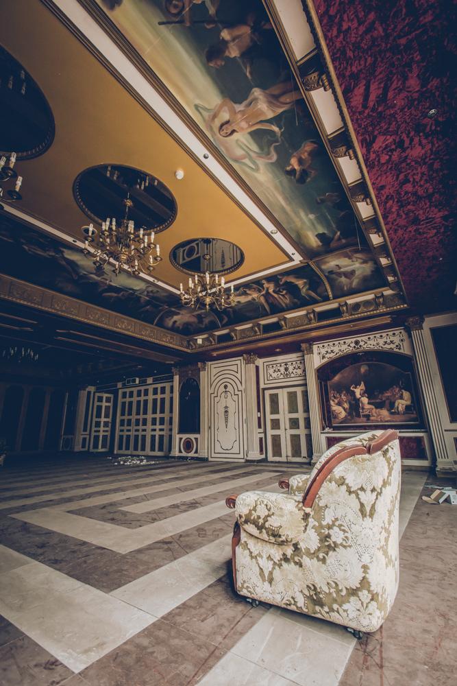 The Ecstasy Hotel