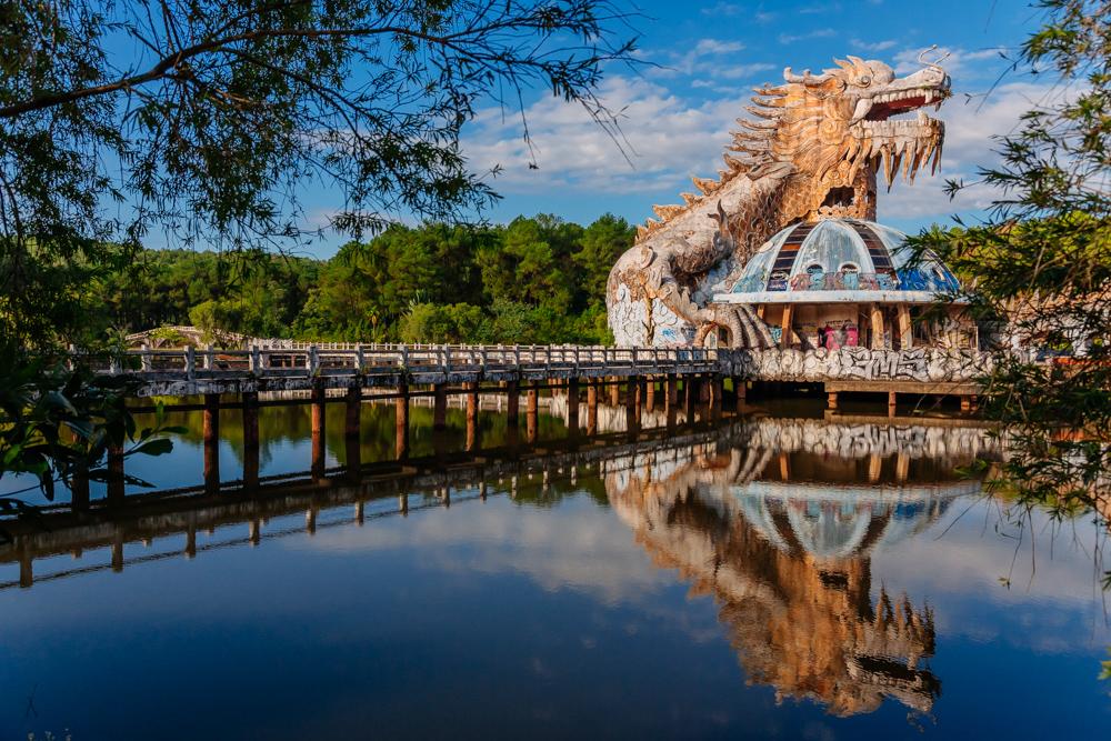 Ho Thuy Tien waterpark