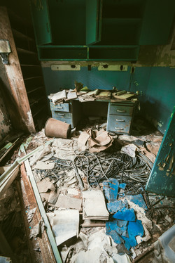 Abandoned US military base 2