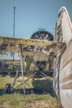The Abandoned Airplane Graveyard