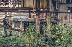 The Abandoned Shipyard in Macau