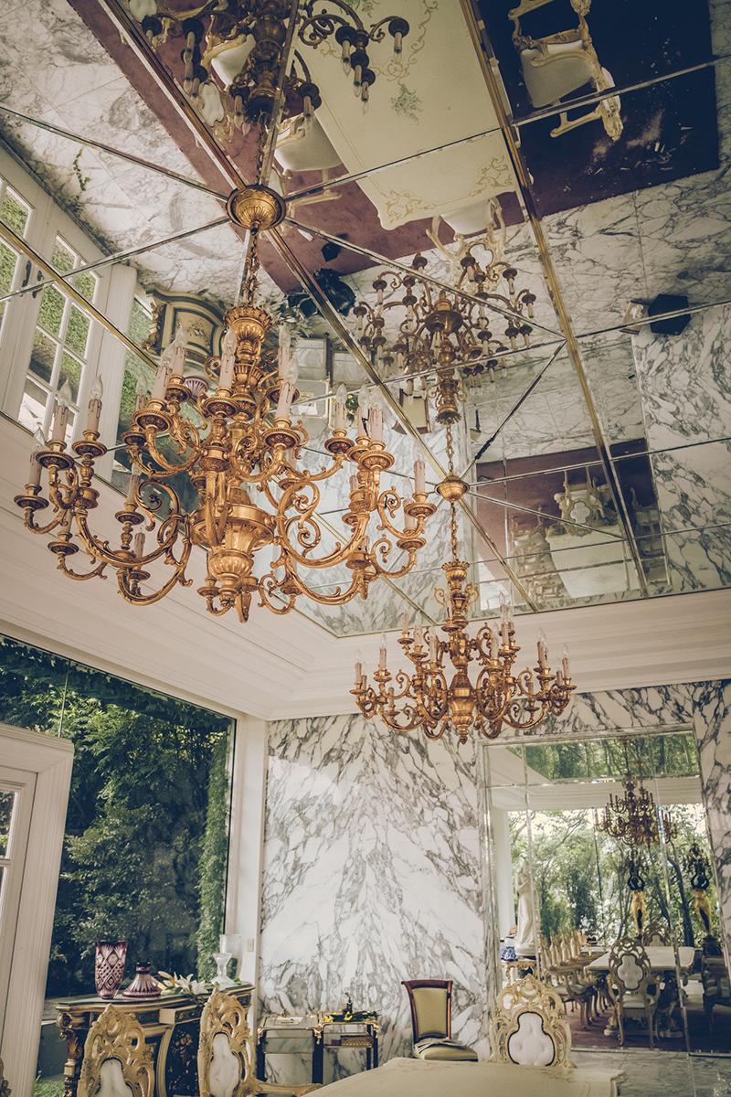 The Abandoned Billionaire's Villa