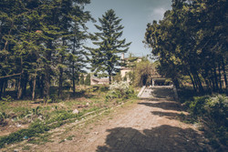 The Abandoned Imperial Villa of the Last Emperor