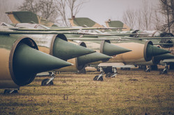 The Abandoned MiG-21 Su-22