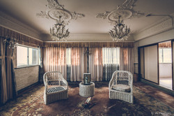 An Abandoned Hotels in Hachijojima