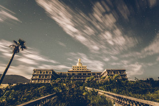 """ An Abandoned Hotels in Hachijojima "" Released a photo!"