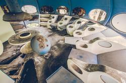 The Abandoned UFO