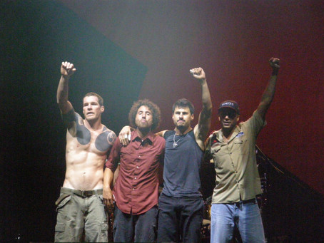 GIGS THAT CHANGED MY LIFE: Rage Against the Machine, Finsbury Park, 06.06.2010