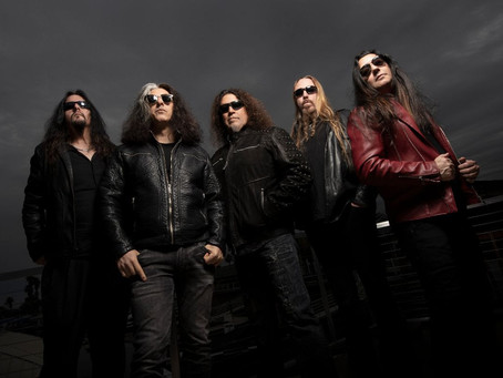 LOUDER REVIEWS: 'Titans of Creation' - Testament