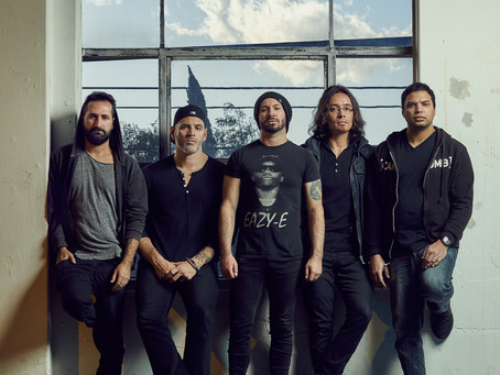 LOUDER REVIEWS: 'Live in London' - Periphery
