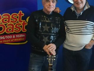 On East Coast Radio with Declan Meehan
