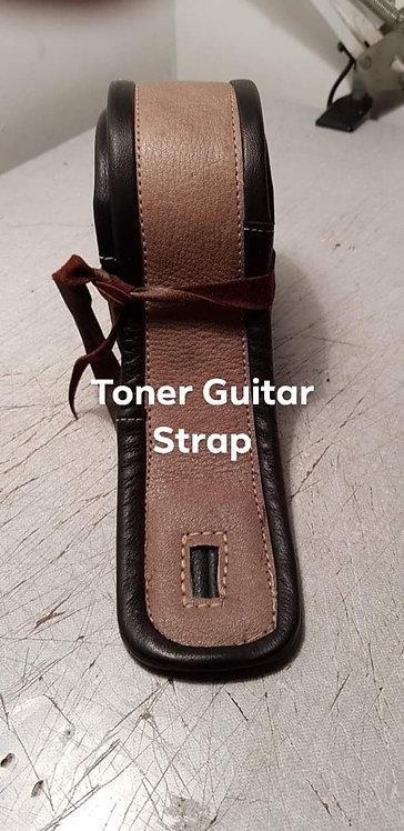 Toner Guitar Straps