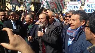 """SCIOPERO #METALMECCANICI CGIL CISL UIL- #GiovanniSgambati : """"INCONTRO IN REGIONE INTERLOCUTORI"""