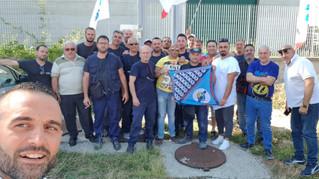 Napoli: sciopero ad oltranza per i 45 lavoratori della CSI (indotto Anm)