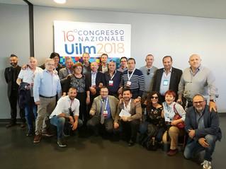 Ecco la delegazione campana della Uilm al congresso nazionale di Torino