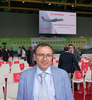 Leonardo Pomigliano: traguardo storico, consegnata ad ATR la fusoliera numero 1.500
