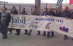 Ericsson cede ramo d'azienda Marcianise a Jabil. Sgambati «siamo molto preoccupati»
