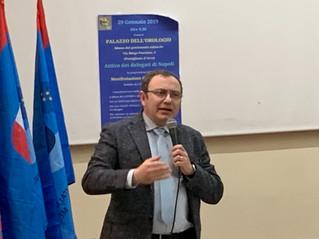 Attivo delegati Uilm a Pomigliano per preparare la manifestazione del 9 febbraio