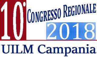 Presentazione del 10° Congresso Regionale della Uilm Campania: martedì 20 marzo alle ore 11