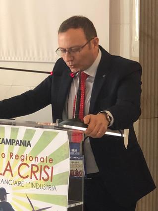 Antonio Accurso riconfermato alla guida della Uilm Campania