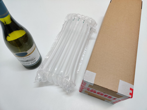 Wine packaging, online seller, safe solution for shipping