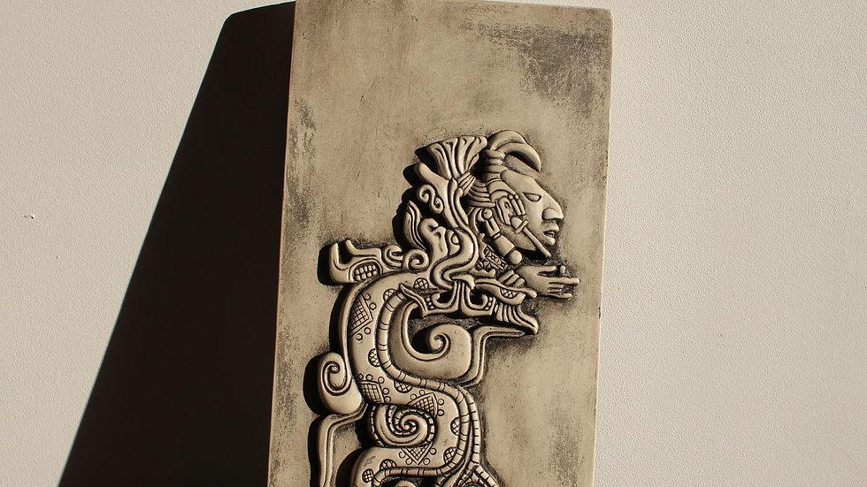 INNA 5 - «Mayan surpent» 13,5 x 25,5