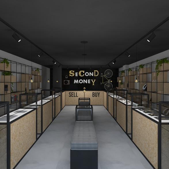 Second Money