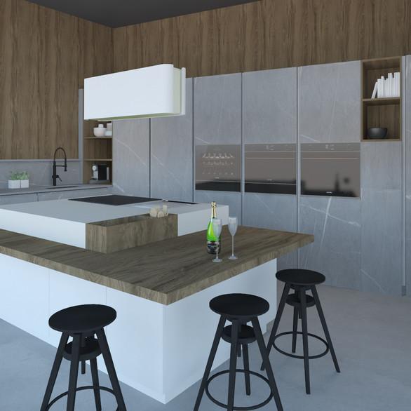Inalco Kitchen