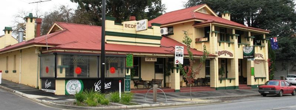 The Bedford Hotel Woodside South Austraia