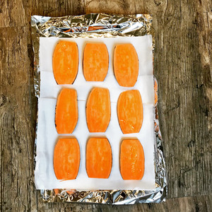 How Sweet it is! Sweet Potato Toast! As a meal or a snack...