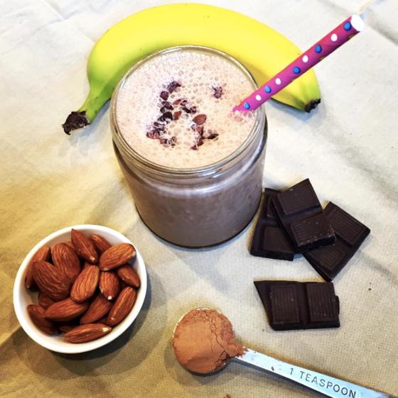 Chocolate Banana Delight